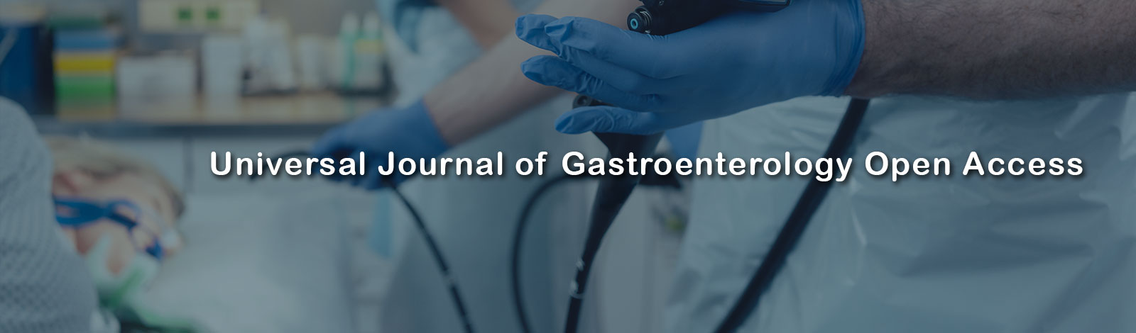 Universal Journal of Gastroenterology Open Access