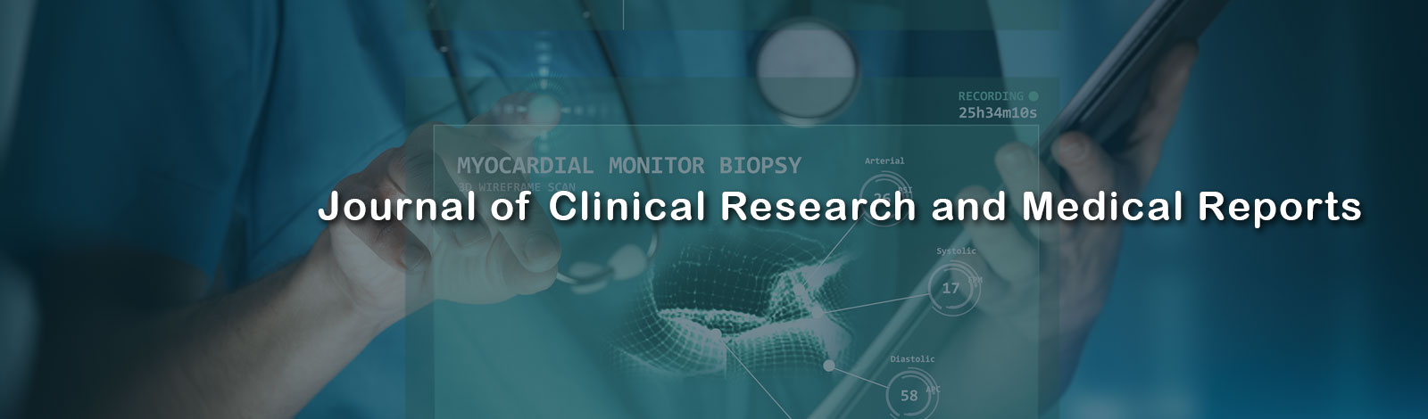 Journal of Clinical Research and Medical Reports